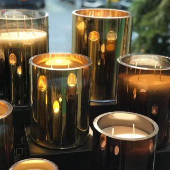 Fiori di Rose - interieur - kaarsen