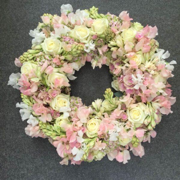 Fiori di Rose - rouwwerk rouwboeket